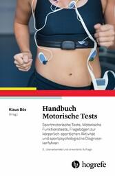 Handbuch Motorische Tests - Sportmotorische Tes...