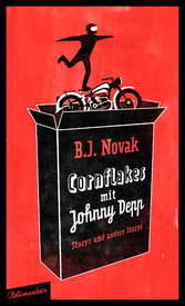 Cornflakes mit Johnny Depp - Storys und andere Storys