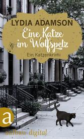 Eine Katze im Wolfspelz - Kriminalroman