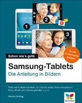 Samsung-Tablets - Die Anleitung in Bildern