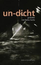 undicht - Gedichte von Heinz Fuchs