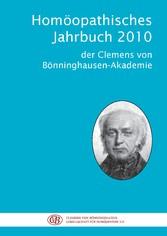 Homöopathisches Jahrbuch 2010