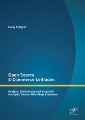 Open Source E-Commerce Leitfaden: Analyse, Eval...