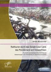 Radtouren durch das Osnabrücker Land, das Münst...