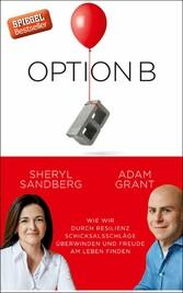 Option B - Wie wir durch Resilienz, Schicksalss...