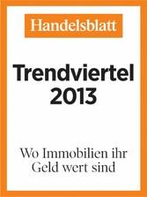 Trendviertel 2013 - Wo Immobilien ihr Geld wert...