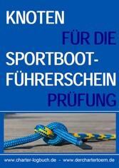 Knoten für die Sportbootführerschein-Prüfung SB...