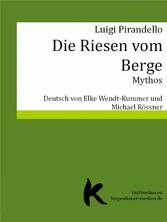 DIE RIESEN VOM BERGE - Mythos