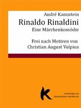 RINALDO RINALDINI - Eine Märchenkomödie
