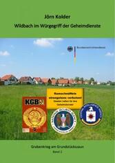 Wildbach im Würgegriff der Geheimdienste - Grabenkrieg am Gartenzaun - Band 2