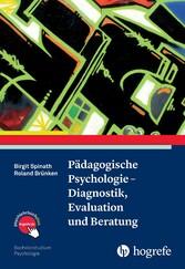 Pädagogische Psychologie Diagnostik, Evaluation...