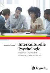 Interkulturelle Psychologie - Verstehen und Han...