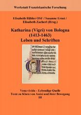 Katharina Vigri von Bologna (1413-1463) - Leben...