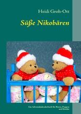 Süße Nikobären - Ein Adventskalenderbuch für Bä...