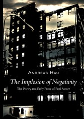 The Implosion of Negativity - The Poetry and Ea...