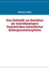 Eine Methodik zur Reduktion der technikbedingte...