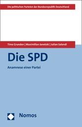 Die SPD - Anamnese einer Partei