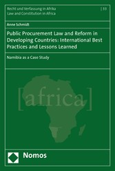 Public Procurement Law and Reform in Developing...
