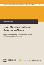 Local State Institutional Reforms in Ghana - Ac...