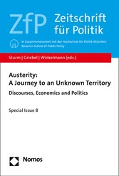 Austerity: A Journey to an Unknown Territory - ...
