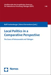 Local Politics in a Comparative Perspective - T...