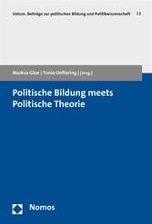 Politische Bildung meets Politische Theorie