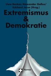 Jahrbuch Extremismus & Demokratie (E & D) - 29....