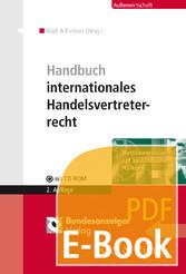 Handbuch internationales Handelsvertreterrecht ...