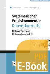 Systematischer Praxiskommentar Datenschutzrecht...