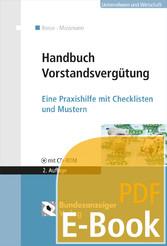 Handbuch Vorstandsvergütung (E-Book) - Eine Pra...