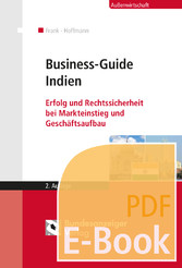 Business-Guide Indien (E-Book) - Erfolg und Rec...