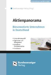Aktienpanorama (E-Book) - Börsennotierte Untern...