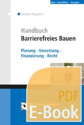 Praxisbuch Barrierefreies Bauen (E-Book) - Plan...