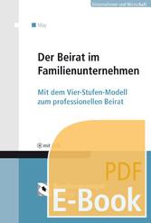 Der Beirat im Familienunternehmen (E-Book) - Mi...