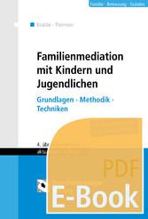 Familienmediation mit Kindern und Jugendlichen ...