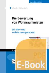 Die Bewertung von Wohnraummieten (E-Book) - bei...