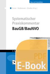 Systematischer Praxiskommentar BauGB/BauNVO (E-...