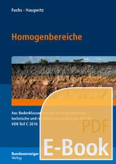 Homogenbereiche - Aus Bodenklassen werden Homog...