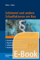 Schimmel und andere Schadfaktoren am Bau (E-Boo...