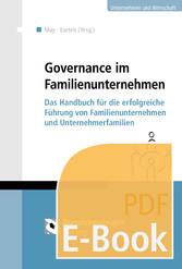 Governance im Familienunternehmen (E-Book) - Da...