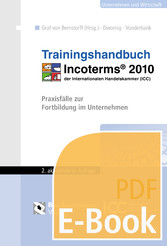 Trainingshandbuch Incoterms® 2010 (E-Book) - Pr...