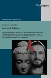 Aids und Religion - Der psychologische Beitrag ...