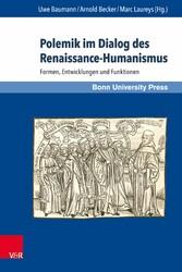 Polemik im Dialog des Renaissance-Humanismus - ...