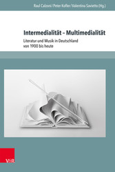 Intermedialität - Multimedialität - Literatur u...