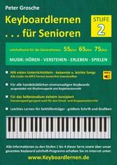 Keyboardlernen für Senioren (Stufe 2) - Konzipi...