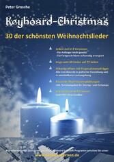 Keyboard-Christmas - 30 Weihnachtslieder für Ke...
