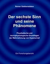 Der sechste Sinn und seine Phänomene - Physikal...