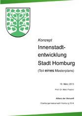 Konzept Innenstadtentwicklung Stadt Homburg - T...