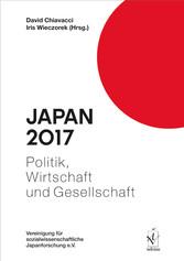 Japan 2017 - Politik, Wirtschaft und Gesellschaft