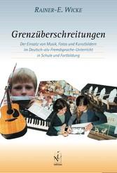 Grenzüberschreitungen - Der Einsatz von Musik, ...